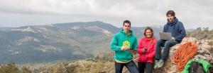 Pequeña historia: la app de croquis de escalada