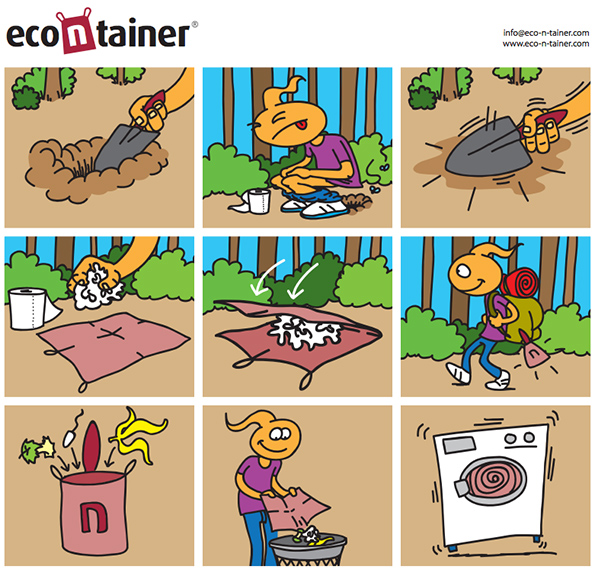 Instruccions Eco'n'tainer.
