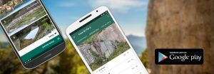 La app de escalada disponible en Google Play