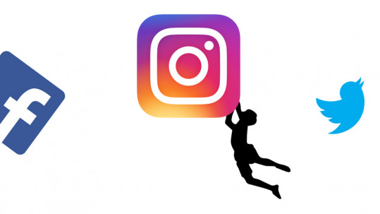 Instagram es la red social preferida por los escaladors, síguenos en Climb Around.