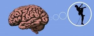 El poder de la mente en la escalada