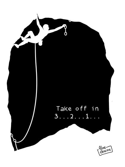 ¿Tienes miedo a caer?
