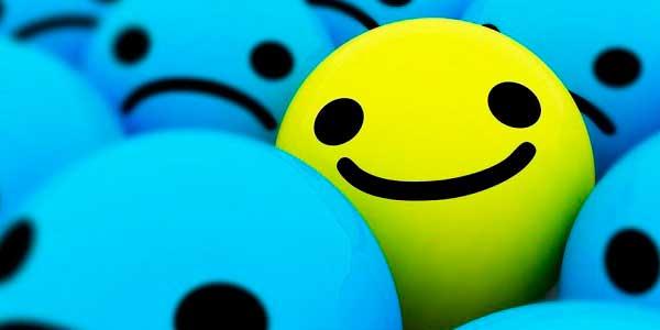 Siempre piensa positivo y escalarás mejor.
