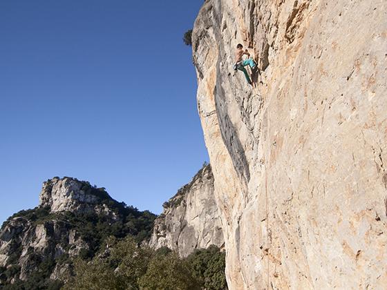 Escalada al sector el Dard, Arbolí. Ressenyes a l'app de Climb Around.