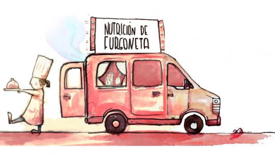 Erica nos aconseja con nutrición de furgoneta.