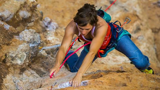 Escalada esportiva, la importància de la corda.