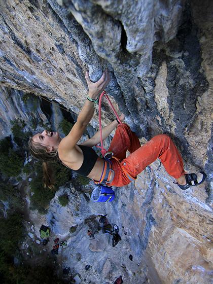 El objetivo principal siempre es poder volver a disfrutar de la roca.