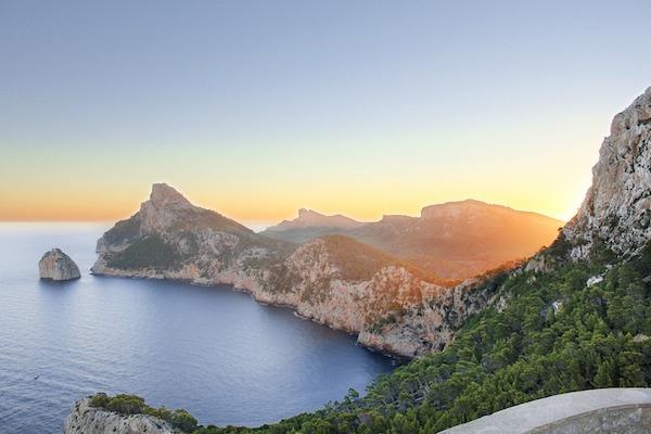 Serra de Tramuntana, escalada a Mallorca